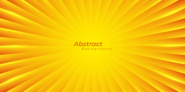 Fundo amarelo brilhante