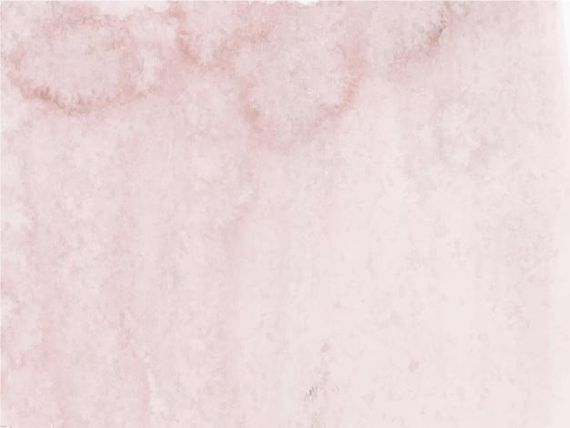 Fundo aquarela pintado à mão abstrato brilhante roxo. textura decorativa. desenho desenhado à mão no papel