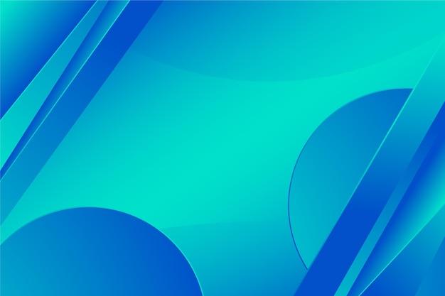 Fundo azul abstrato gradiente