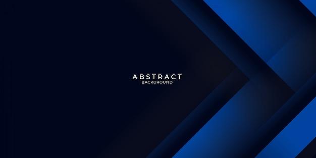 Fundo azul abstrato minimalista