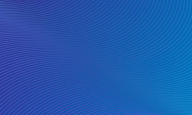 Fundo azul abstrato moderno