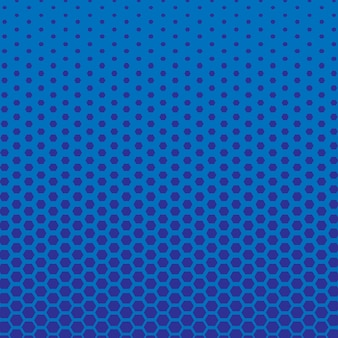Fundo azul com efeito de meio-tom