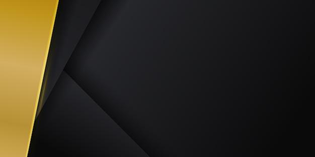 Fundo azul escuro com decoração moderna de listras prateadas
