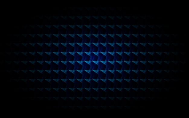 Fundo azul escuro moderno com padrão abstrato