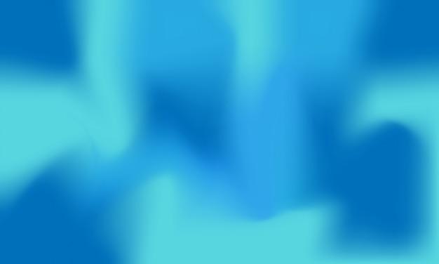 Fundo azul gradiente abstrato