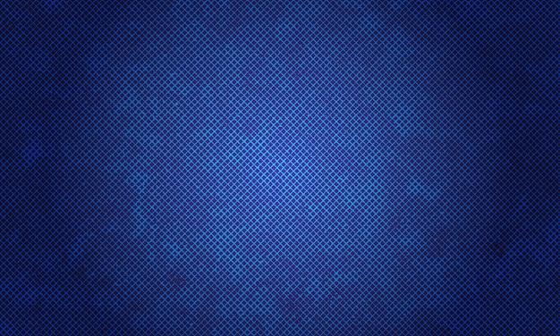 Fundo azul grunge padrão
