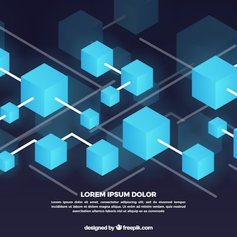 Fundo blockchain