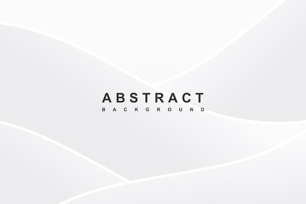 Fundo branco abstrato com onda diagonal