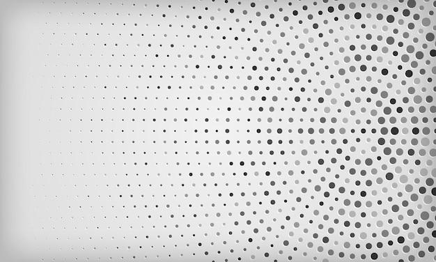 Fundo branco com design moderno e elegante de meio-tom