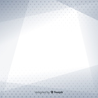 Fundo branco com estilo abstrato