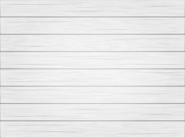 Fundo branco de madeira vintage
