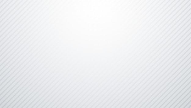Fundo branco e cinza com padrão de linhas diagonais