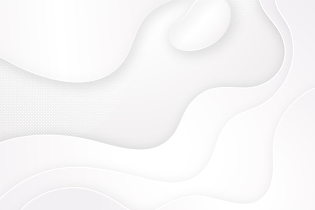 Fundo branco minimalista