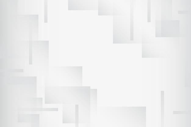 Fundo branco mínimo abstrato
