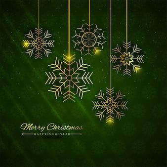 Fundo brilhante do feliz natal