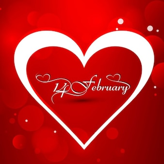 Fundo brilhante vermelho do amor