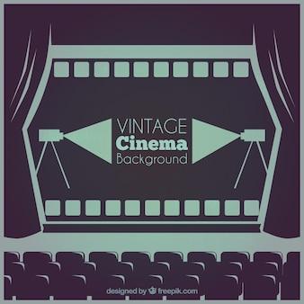 Fundo cinema moderno