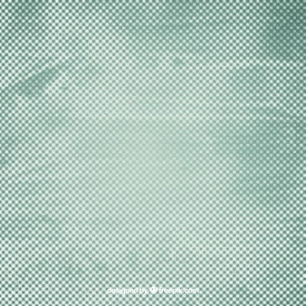 Fundo cinzento com pontos de retícula verde