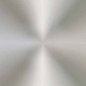Fundo circular metálico