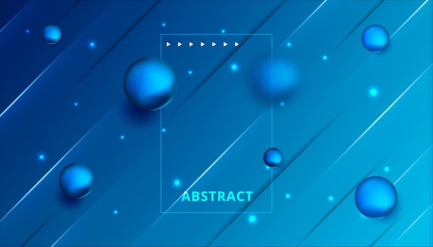 Fundo claro azul abstrato com efeito de arranhões