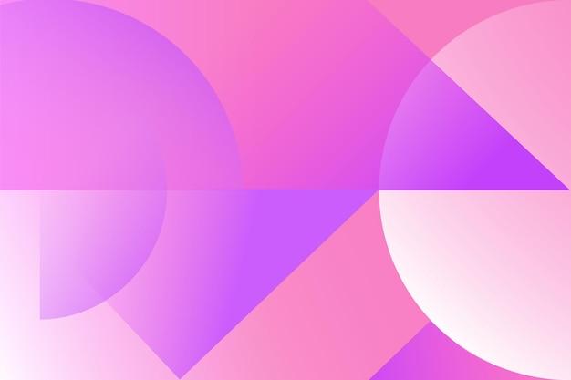 Fundo colorido abstrato de triângulos, círculos e linhas. figuras geométricas