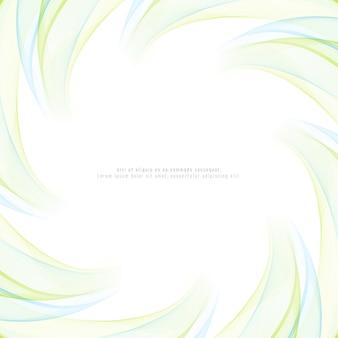 Fundo colorido abstrato do redemoinho da onda