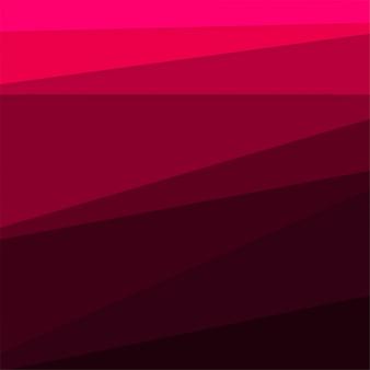Fundo colorido abstrato onda papercut