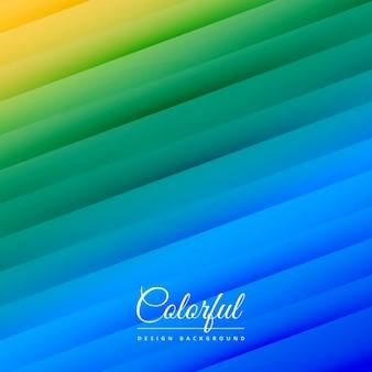 Fundo colorido bonito