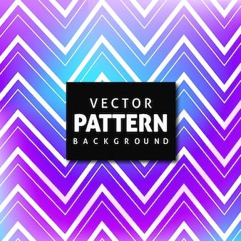 Fundo colorido de padrão de vetor