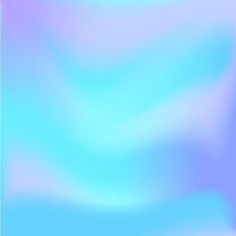 Fundo com gradiente holográfico