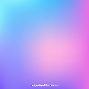 Fundo com gradiente rosa