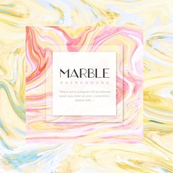 Fundo criativo de mármore texturizado criativo