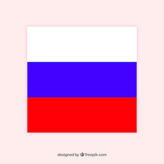 Fundo da bandeira russa