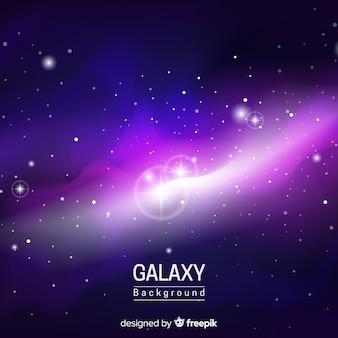 Fundo da galáxia