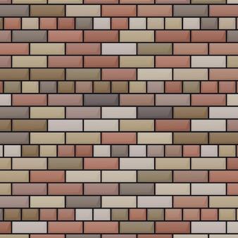 Fundo da parede de tijolo cinza. ilustração vetorial