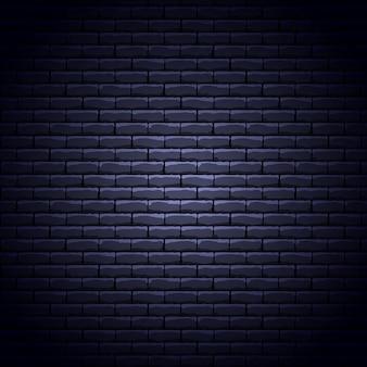 Fundo da parede de tijolo.