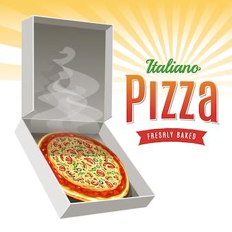 Fundo da pizza
