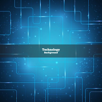 Fundo da tecnologia do vetor