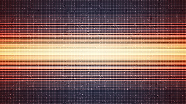 Fundo da tecnologia speed red
