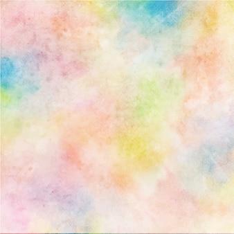 Fundo das aguarelas das cores claras