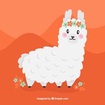 Fundo de alpaca