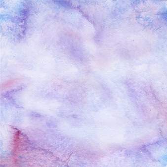 Fundo de aquarela roxa