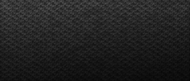 Fundo de arame farpado de rendilhado de aço escuro. texturas pretas entrelaçadas com