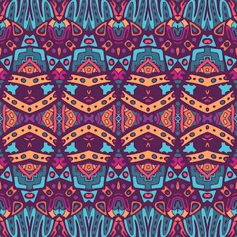 Fundo de arte geomérica colorida de vetor