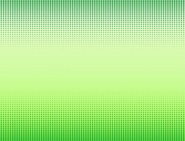 Fundo de banners de meio-tom verde