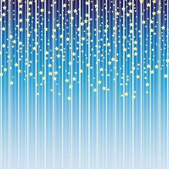 Fundo de bebê com estrelas. padrão infantil para quarto infantil. design simples.