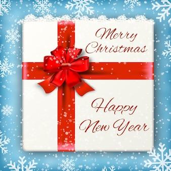 Fundo de celebração de feliz natal