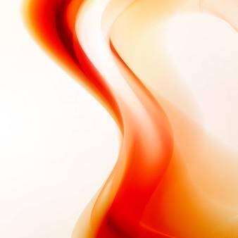 Fundo de chamas de fogo abstrata