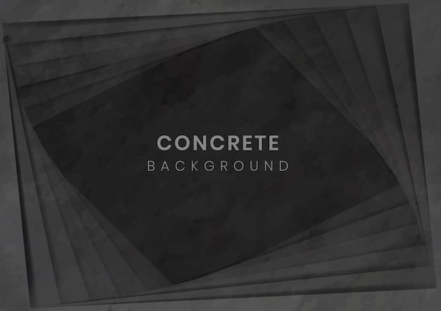 Fundo de concreto