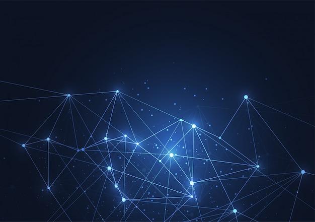 Fundo de conexão com a internet